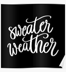 Weather Quotes Posters | Redbubble