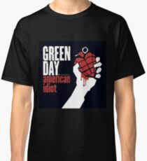 amerikanischer Idiot Classic T-Shirt