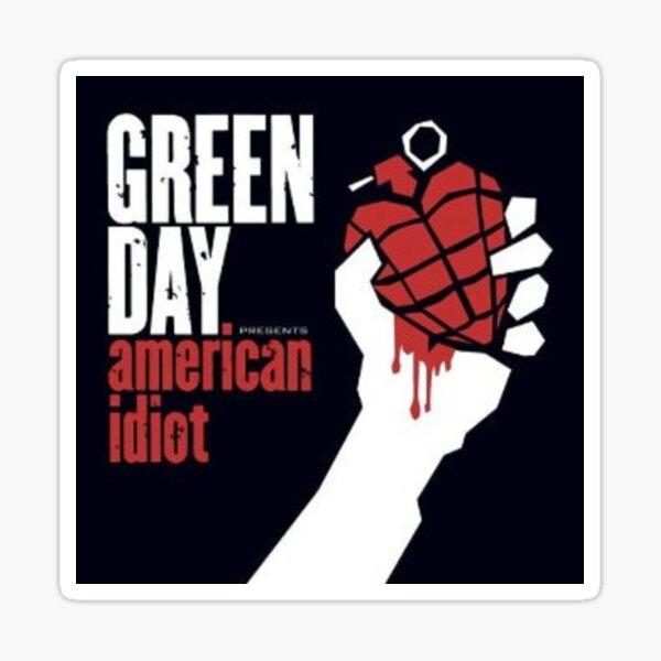 American Idiot Sticker
