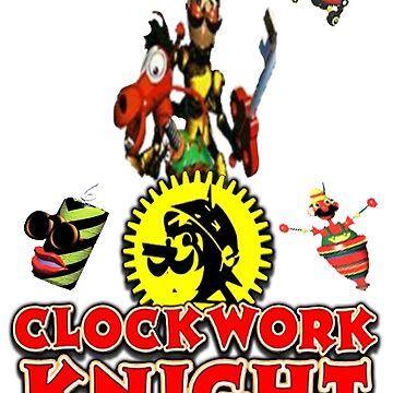 Clockwork Knight by IckObliKrum92