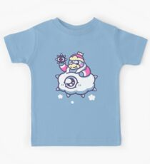 Cloud Penguin Kids Tee