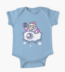 Cloud Penguin One Piece - Short Sleeve