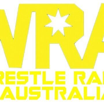 Wrestle Radio Australia Tee by Toddy33