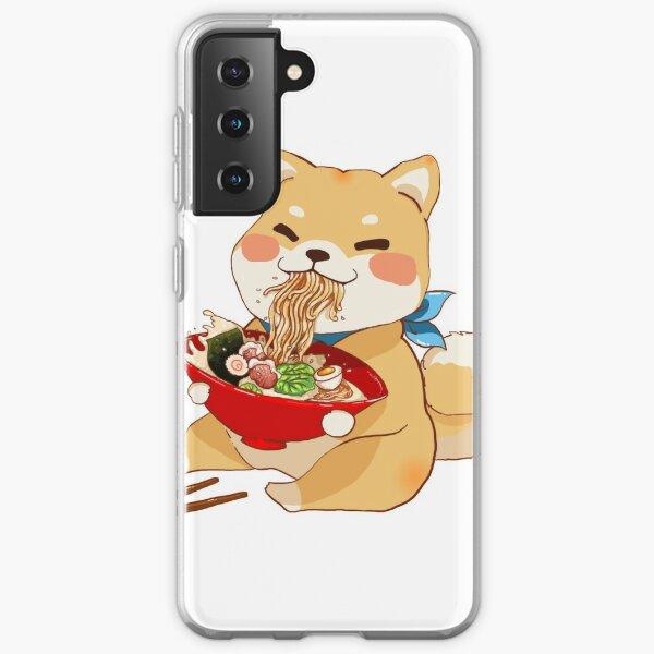 Cute Shiba Inu  Samsung Galaxy Soft Case