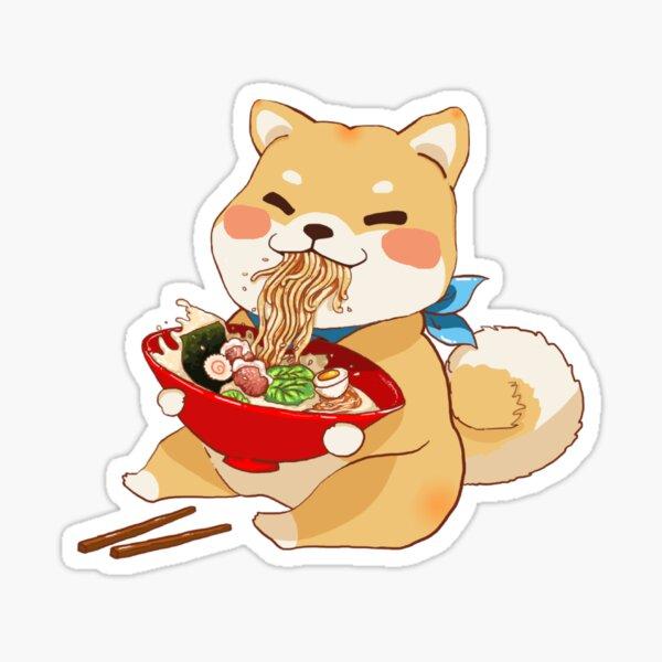 Cute Shiba Inu  Sticker