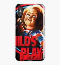 CHILD'S PLAY iPhone Case