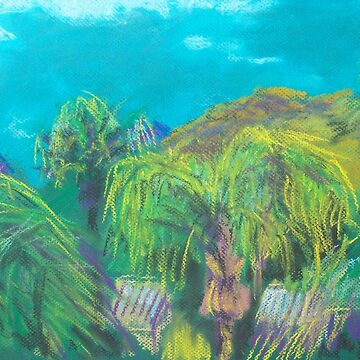 Tropicale (pastel) by nikihilsabeck