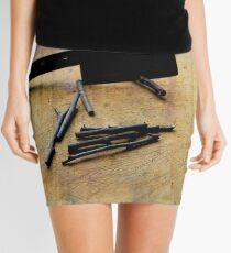 Chop sticks  Mini Skirt