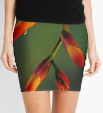 Droplet  Mini Skirt