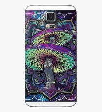 Trippy Shroom Art Case/Skin for Samsung Galaxy