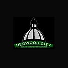 I Love Redwood City Fan Club Black Phone Case 85703 by cisco119