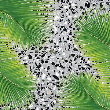Tropical terrazzo by hellcom