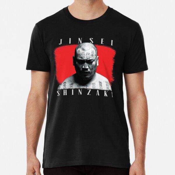 """SHINZAKI """"THE WHITE ANGEL"""" Premium T-Shirt"""