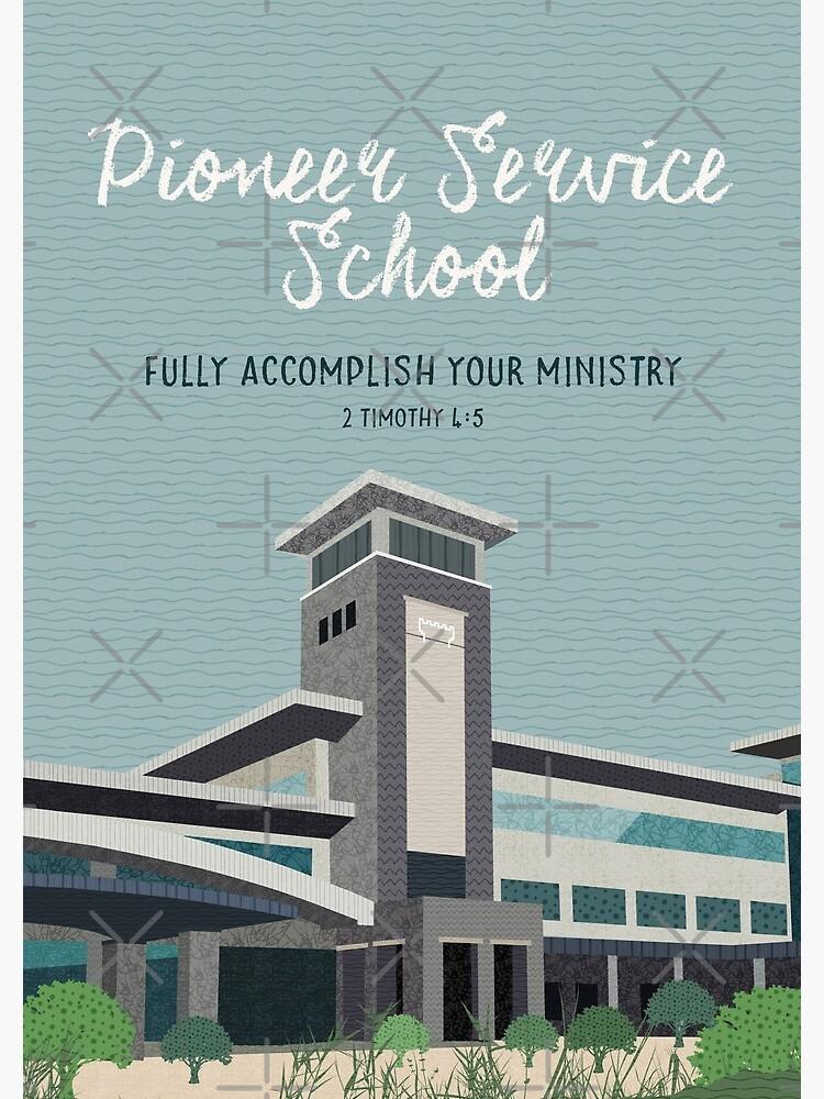 Pioneer Service School (Warwick) by JenielsonDesign