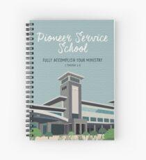 Pioneer Service School (Warwick) Spiral Notebook