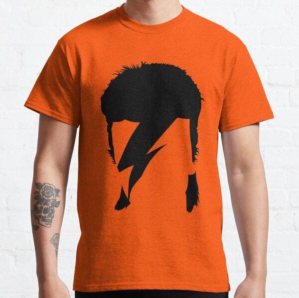 Bowie est considéré comme un innovateur T-shirt classique
