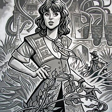 Sarah Jane Smith by rainesz