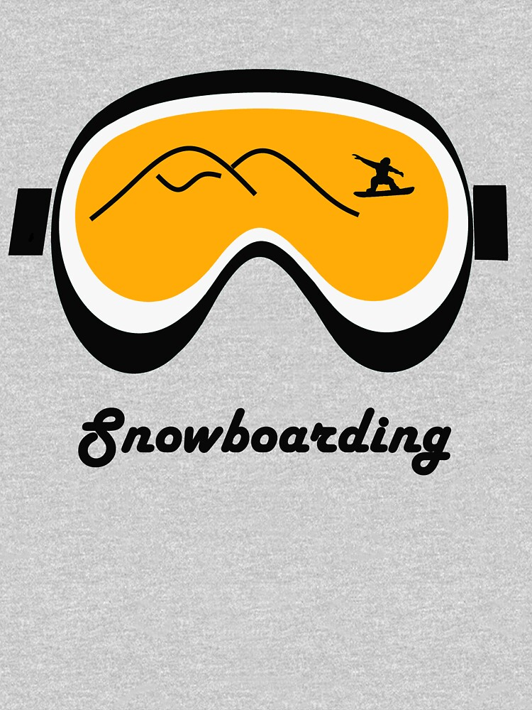 snowboard by colorkitchy
