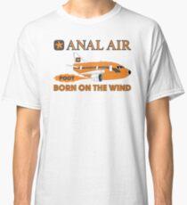 Fly ANAL AIR to Quahog International Airport. Classic T-Shirt