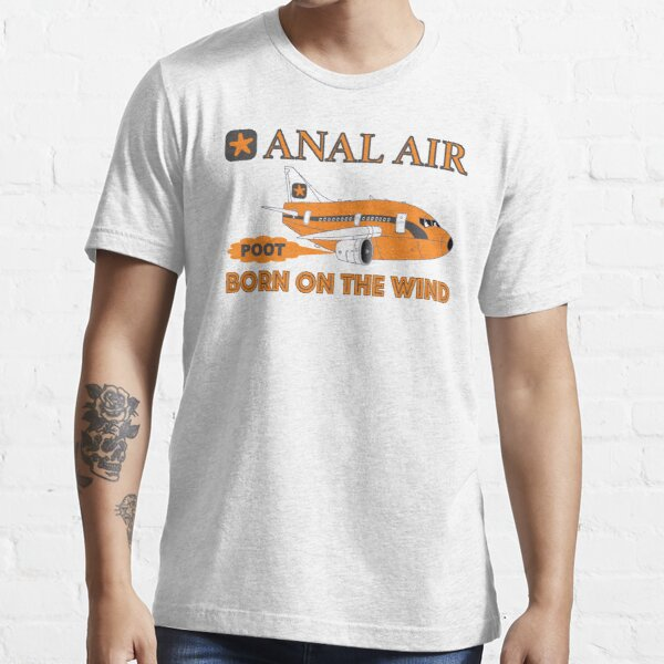 Fly ANAL AIR to Quahog International Airport. Essential T-Shirt