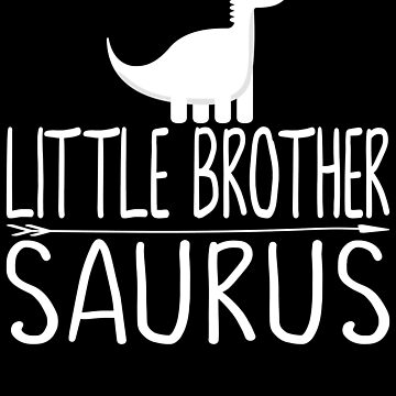 Little brother Saurus  by FutureInTheAir