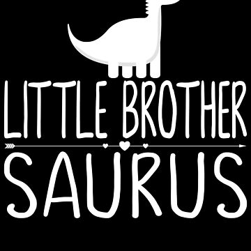 Little brother Saurus Dinosaur by FutureInTheAir