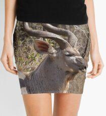 Impressive Kudu Male Mini Skirt