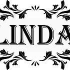 Frame Name Linda by PM-Names