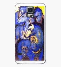 Franz Marc - Blue Horses Case/Skin for Samsung Galaxy