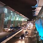 San Diego Airport by Laura Puglia