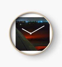 San Diego Airport Clock
