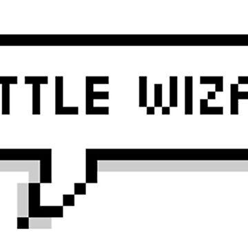 Battle Wizard by huguette-v