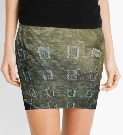 Reflections on the past Mini Skirt