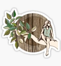 Natural Habitat Sticker