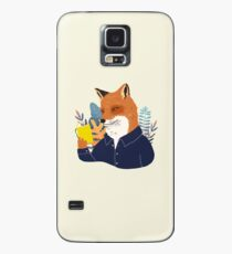 Reading is cool Case/Skin for Samsung Galaxy