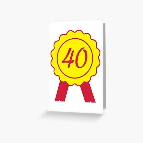 40 Tarjetas de felicitación