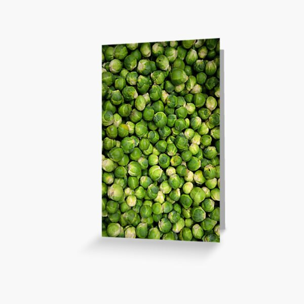 Sprouts Greeting Card