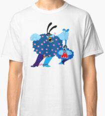The Beatles, Yellow Submarine, Blue Meanies Classic T-Shirt