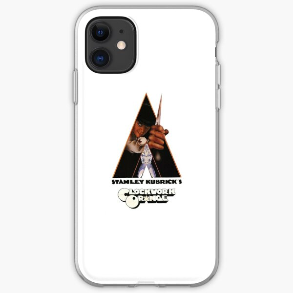 A Clockwork Orange iPhone Soft Case