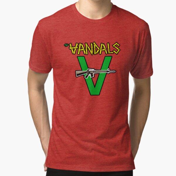 Vandals Ska Punk Tri-blend T-Shirt