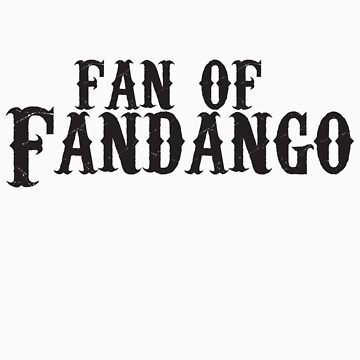 fan of fandango by huliodoyle