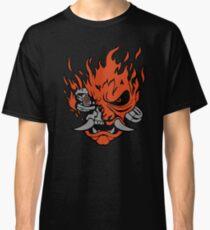 Cyber-Samurai 2077 Classic T-Shirt