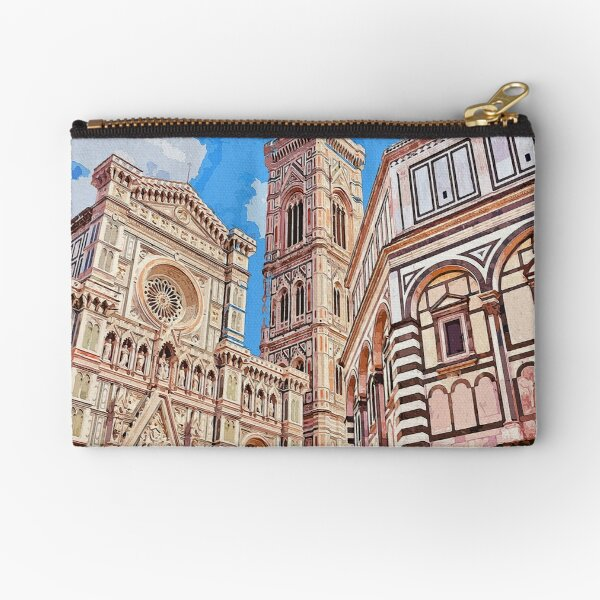Florence, Beauty of Italy Zipper Pouch