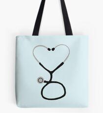 Heart Shaped Stethoskop für Arzt oder Krankenschwester Tasche