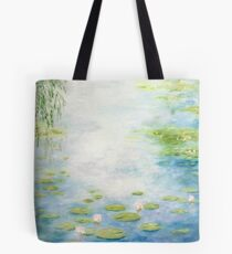 An Afternoon with Monsieur Monet Tote Bag