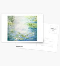An Afternoon with Monsieur Monet Postcards