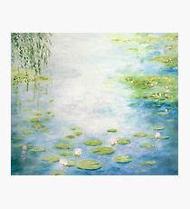 An Afternoon with Monsieur Monet Photographic Print