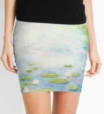 An Afternoon with Monsieur Monet Mini Skirt