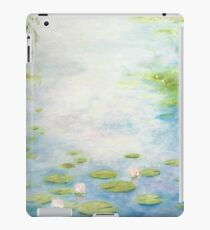An Afternoon with Monsieur Monet iPad Case/Skin