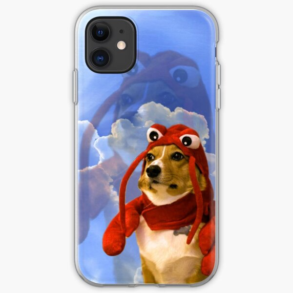 Lobster Corgi, Doggo #1 iPhone Soft Case